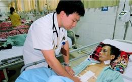 3 tiếng căng thẳng cứu sống bệnh nhân chấn thương sọ não, vỡ tá tràng nguy kịch