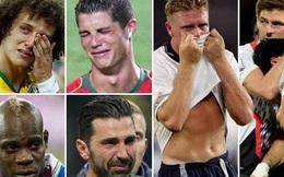 Chỉ bóng đá mới khiến nam nhân mạnh mẽ đến mấy cũng phải rơi lệ