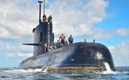 Tàu ngầm 44 thủy thủ của Argentina sắp hết dưỡng khí?
