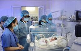 Bộ trưởng Bộ Y tế làm việc tại BV Sản - Nhi Bắc Ninh sau sự việc đáng tiếc 4 trẻ sơ sinh tử vong