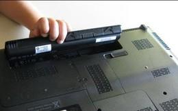 Cách xử lý hiện tượng laptop báo pin còn nhiều mà đột nhiên tắt ngỏm?