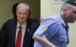Cựu Tư lệnh quân đội Serbia nhận án tù chung thân do tội diệt chủng