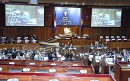 Ủy ban Bầu cử Quốc gia Campuchia tiến hành phân chia ghế của CNRP