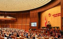 Hôm nay (24/11), Quốc hội họp phiên bế mạc kỳ họp thứ 4