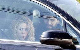 Shakira bật khóc khi cãi nhau với Pique trước mặt hai con trai