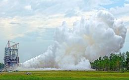 Những hình ảnh hậu trường khi NASA thử nghiệm tên lửa vũ trụ lớn nhất từ xưa đến nay