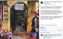 Bánh trôi tàu nhà bác Phạm Bằng có gì đặc biệt mà vừa thông báo mở lại sau 1 năm nghỉ bán, dân mạng náo nức?