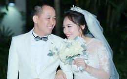"""Quán quân """"Vietnam Idol 2014"""" Nhật Thủy rạng rỡ trong đám cưới với bạn trai doanh nhân"""