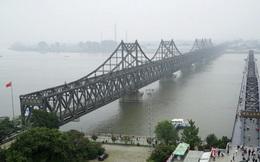 Vì sao cây cầu huyết mạch Trung-Triều đột nhiên đóng cửa?