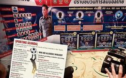 Bắt nóng dàn xếp tỉ số ở Thai-League bằng cách nào?
