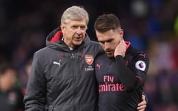 Ramsey bị tố ăn vạ kiếm penalty, HLV Wenger nói gì?