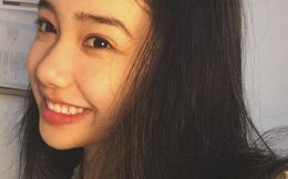 Cô bạn Trung Quốc nổi bật với combo: Cười xinh + dáng đẹp + tóc dài!
