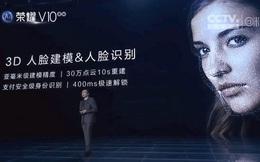 """Huawei nói Face ID chỉ là """"muỗi"""" so với công nghệ của hãng: số lượng chấm hồng ngoại quét mặt cao gấp 10 lần iPhone X"""