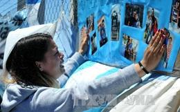 Thân nhân nhiều thủy thủ tàu ngầm Argentina mất tích khởi kiện