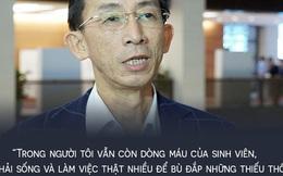 Từ người đạp xích lô đến thành viên Tổ tư vấn kinh tế Thủ tướng của TS. Trần Hoàng Ngân