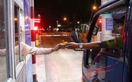 BOT Cai Lậy thu phí trở lại lúc nửa đêm: Nhân viên và tài xế đôi co qua trạm