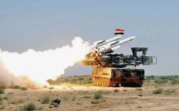 Phòng không Syria SAM Buk – M2E bắn hạ 3 tên lửa đất đối đất Israel