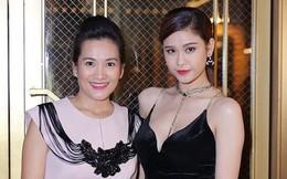 """Trước khi lùm xùm nghi vấn """"người thứ 3"""" nổ ra, Trương Quỳnh Anh đã từng thân thiết với bà xã Bình Minh"""