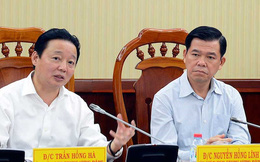 Bà Rịa-Vũng Tàu xin ủy quyền cấp phép nhận chìm