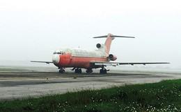 Xin máy bay Boeing 727-200 bị bỏ quên ở Nội Bài làm... giáo cụ