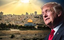 Israel ca ngợi quyết định của ông Trump về Jerusalem, dọa Palestine sẽ phải hối hận nếu động binh