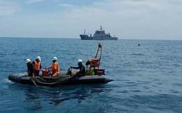 Tìm thấy thi thể 2 thuyền viên tàu cá gặp nạn trên biển