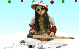Quên luôn bản gốc với liên khúc nhạc Giáng sinh phiên bản cải lương của Như Kayla