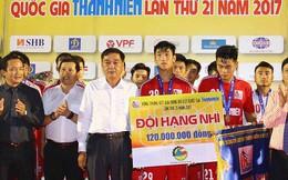 Sao đề cử Trọng Đại cho HLV Park Hang Seo?