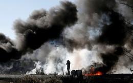 """Lính Israel bắn chết 2 người Palestine, Bờ Tây chìm trong """"biển lửa"""""""
