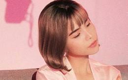 Vũ Cát Tường gây bất ngờ với hình ảnh để tóc dài, mặc đồ ngủ nữ tính