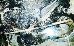 Điều tra thủ phạm vây đánh hai đối tượng bắt trộm chó, đốt cháy xe máy