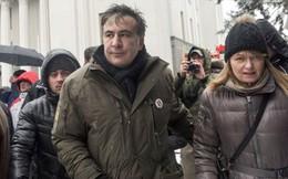 Ukraine: Biểu tình bùng phát sau khi cựu thống đốc Odessa Saakashvili bị bắt