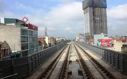 """Đường sắt Cát Linh-Hà Đông """"quá tam ba bận"""" chậm tiến độ thêm gần 1 năm"""