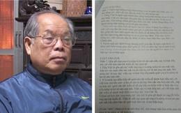 Đề xuất cải tiến chữ tiếng Việt của PGS Bùi Hiền vào đề thi Ngữ văn