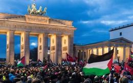 Giới chức Đức đau đầu vì làn sóng biểu tình chống Mỹ-Israel ở Berlin
