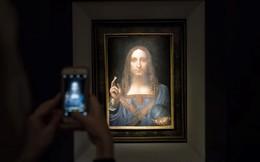 "Truy tìm người bí ẩn mua ""Salvator Mundi"" của Leonardo da Vinci"