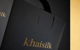 Khăn lụa Khaisilk thực chất làm bằng… polyester