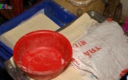 """Bí mật về những thanh đậu phụ trắng phau: """"1kg thạch cao sản xuất được 30 ván đậu"""""""