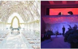 Chi cả trăm triệu đồng tổ chức đám cưới, cô dâu tá hỏa khi lễ đường chẳng khác nào linh đường đám ma