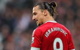 Giữ chân Ibrahimovic là sai lầm lớn khiến M.U trả giá đắt