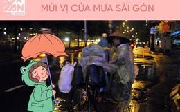 Những điều ý nghĩa về tình người chỉ có ở Sài Gòn vào những ngày mưa