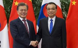 Quan hệ Trung-Hàn cải thiện, các dự án hợp tác sẽ khôi phục