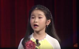 Hướng dẫn viên du lịch 9 tuổi 'chém' tiếng Anh khiến MC Lại Văn Sâm nể phục