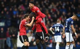 """Bắt chước Man City không thành, Man United lại thắng thót tim """"kiểu Mourinho"""""""