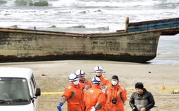 Thỏa thuận đánh cá Trung Quốc - Triều Tiên và những con 'tàu ma'