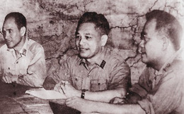 Hầm sở chỉ huy tác chiến Bộ Tổng tham mưu đêm 18/12/1972