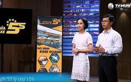 Ông chủ chuỗi rửa xe gọi thành công 11 tỷ đồng từ Shark Phú