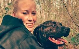 Đưa chó pitbull đi dạo, bi kịch ập xuống người phụ nữ khi bị chính thú cưng của mình cắn chết