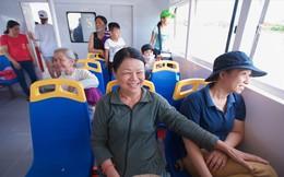 Buýt đường sông tại TPHCM: Đi chơi thì ổn - đi làm thì bất tiện