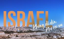 [PHOTO ESSAY] Hành trình tới thánh địa Jerusalem: Dưới chân bức tường Than Khóc